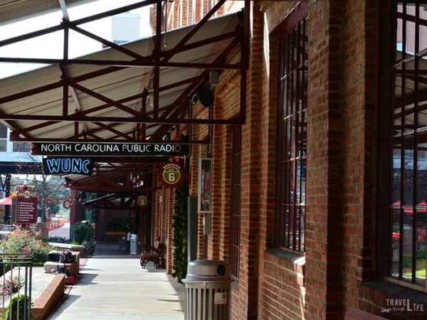 Things to do in North Carolina Durham American Tobacco Campus Image