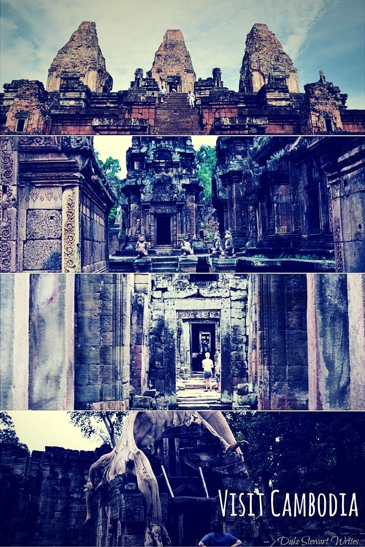 Visit Cambodia and See the Other Angkor Temples