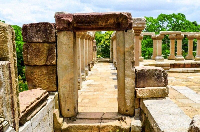 Walkway on Baphuon Temple Level 3