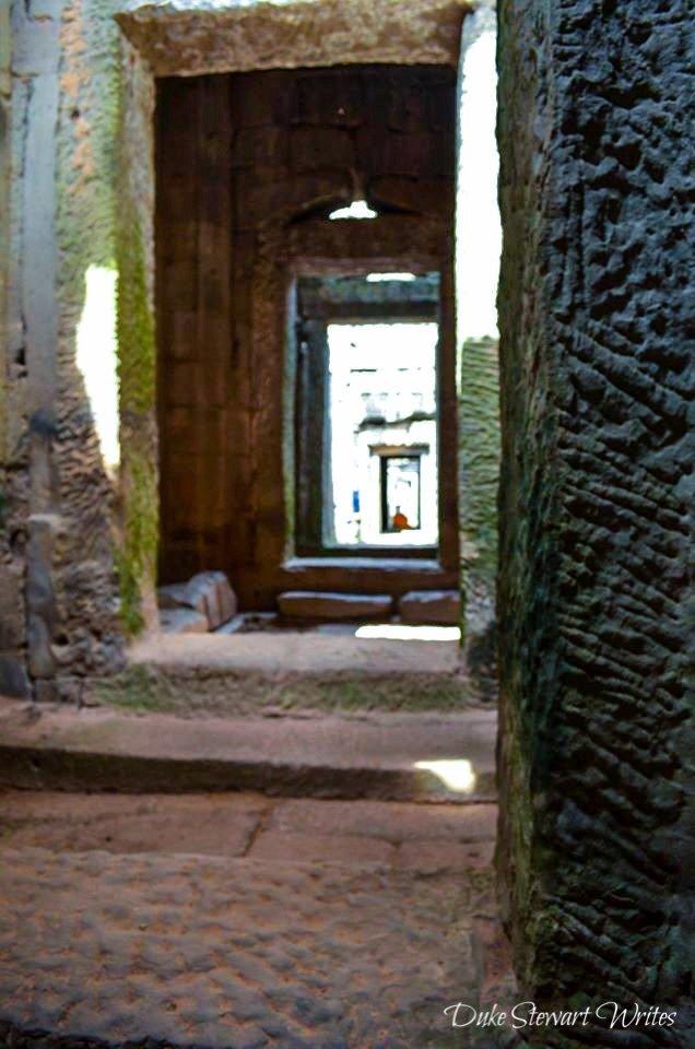 Banteay Kdei Corridor