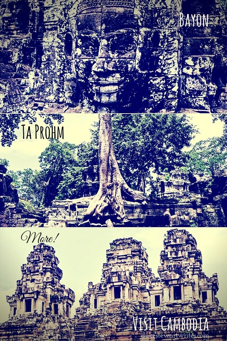 Bayon Ta Prohm and More Angkor Temples in Cambodia by Duke Stewart