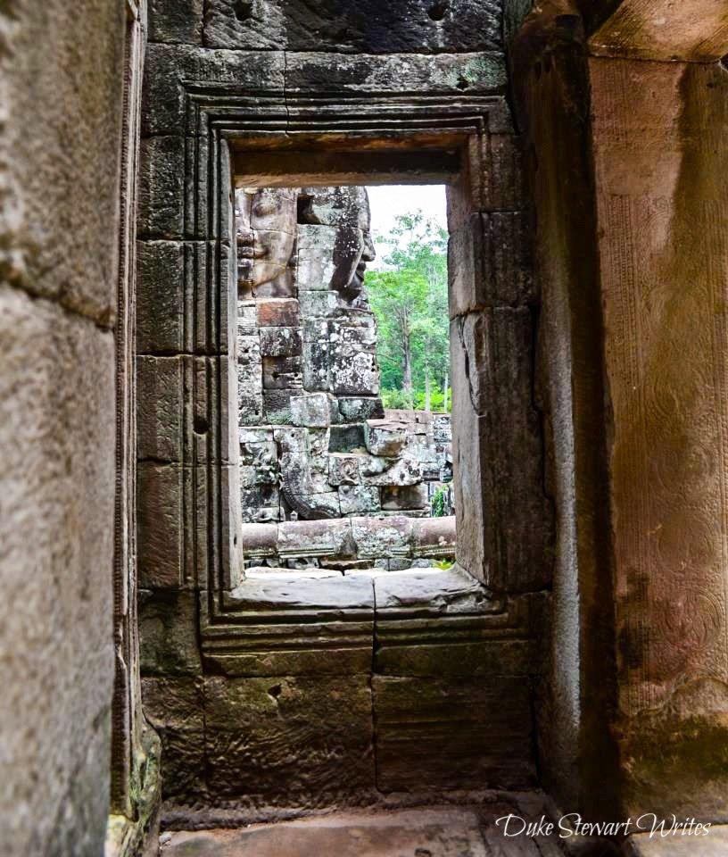 Bayon Doorway