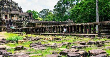 Cambodia Prasat Baphuon Temple