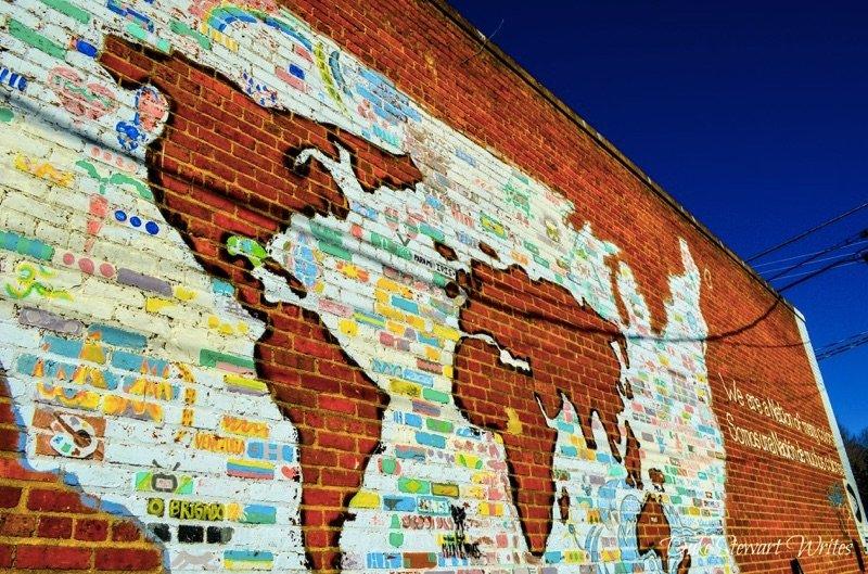 Carrboro North Carolina Wall Art