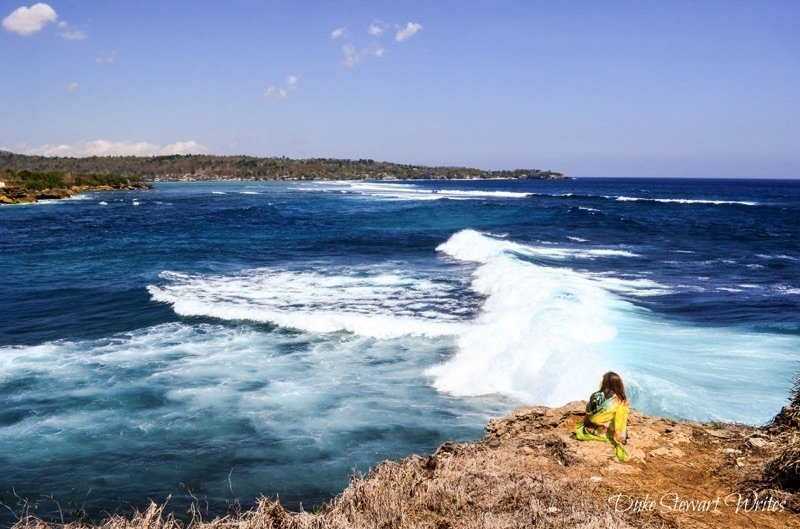 Nusa Lembongan Dream Beach Waves