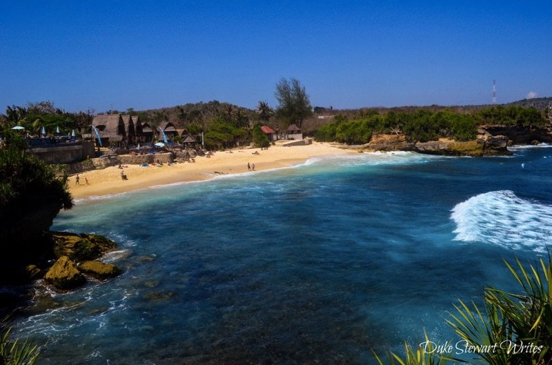 Nusa Lembongan Dream Beach