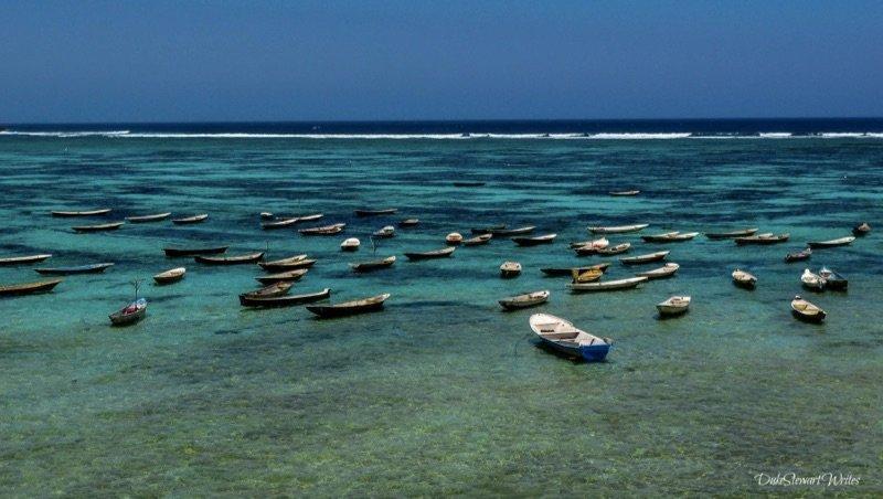 Nusa Lembongan boats