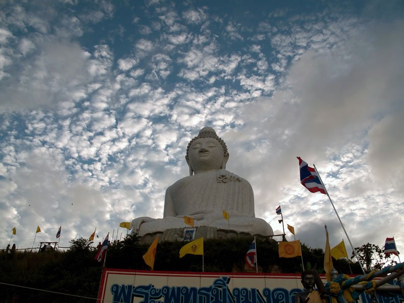 Phuket Big Buddha Photo by Flickr User Raj Taneja