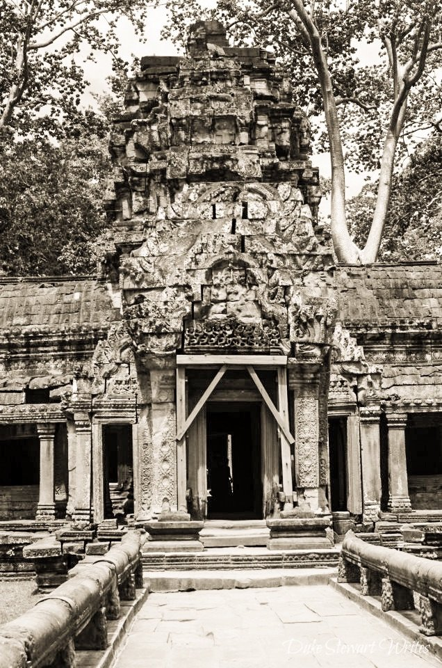 Ta Prohm near Angkor