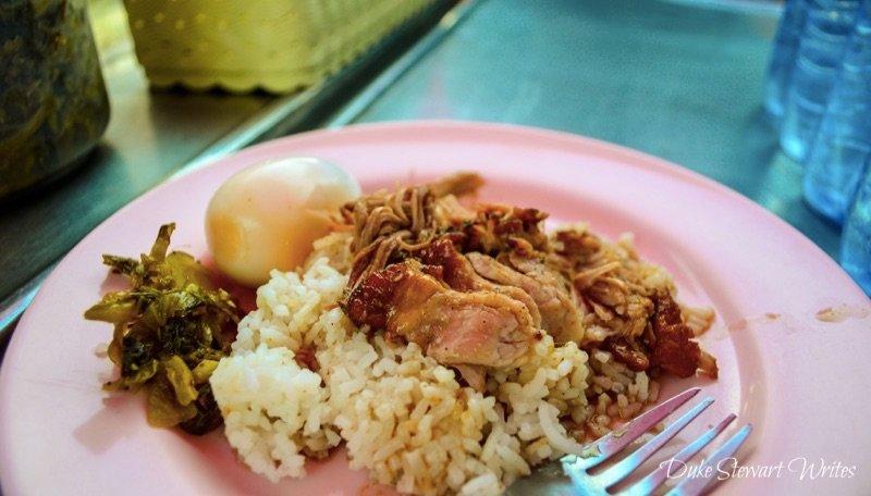 Chiang Mai Cowboy Lady Pork