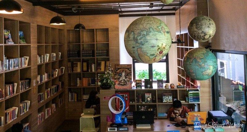 Chiang Mai Libarista Cafe