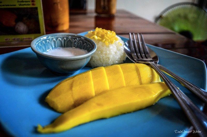 Chiang Mai Mango Sticky Rice