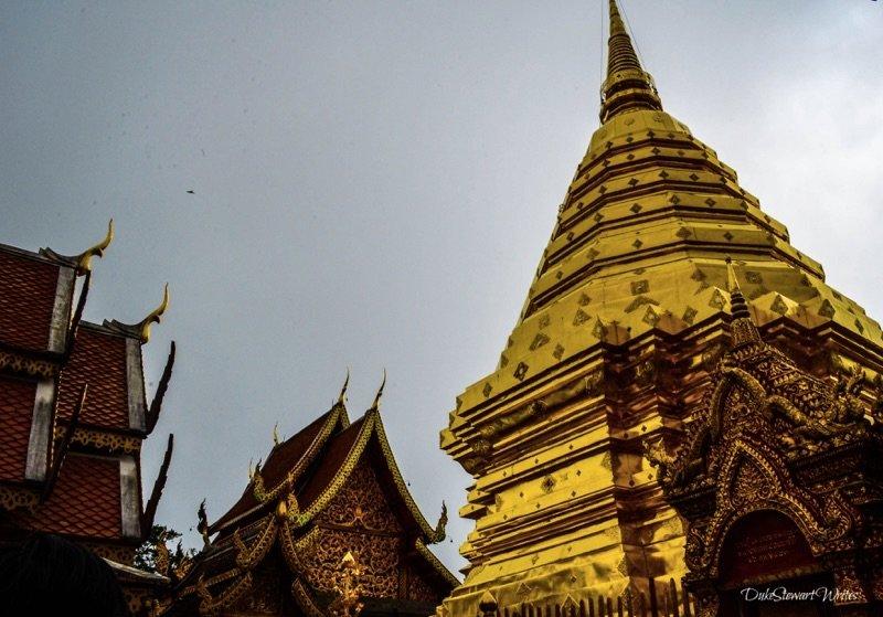 Chiang Mai Wat Phra That Doi Suthep
