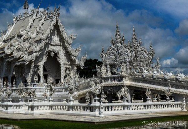 Chiang Rai White Temple Wat Rong Khun