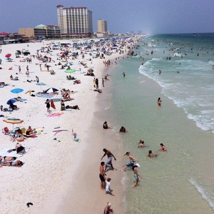 Florida Beach Destinations Photo by Sohee Ko via Trover.com