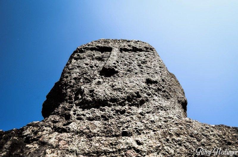 Hwasun Unjusa Temple Stone Buddha