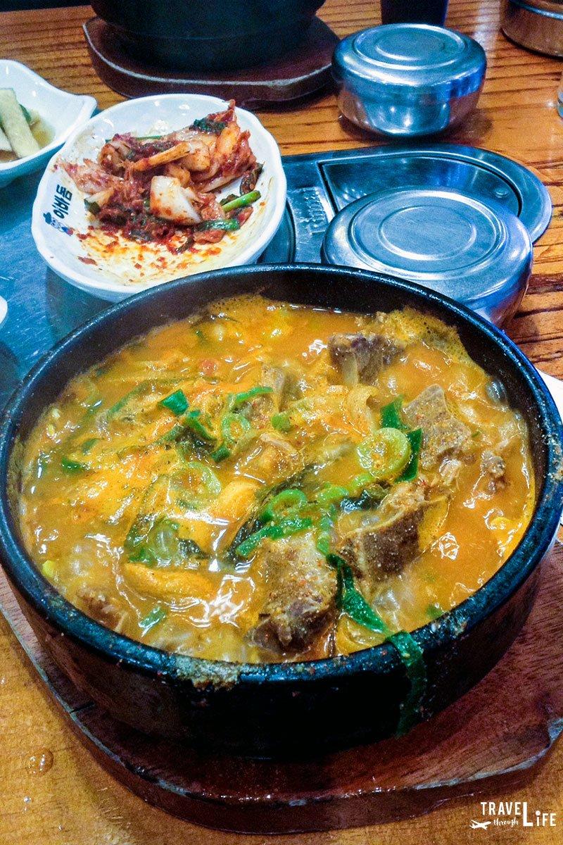 I Like Korean Food Gamjatang