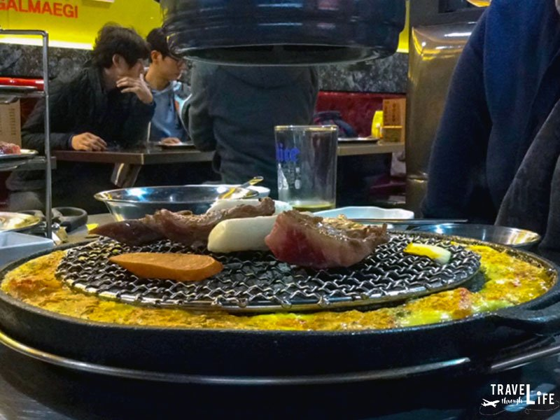 I Love Korean Food Barbecue Samgyupsal
