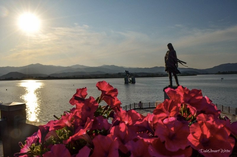 South Korea Chuncheon Soyang River Maiden