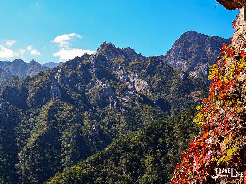 South Korea Seoraksan National Park