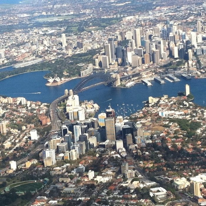Sydney Neighborhoods Photo by Gabriella Campbell via Trover