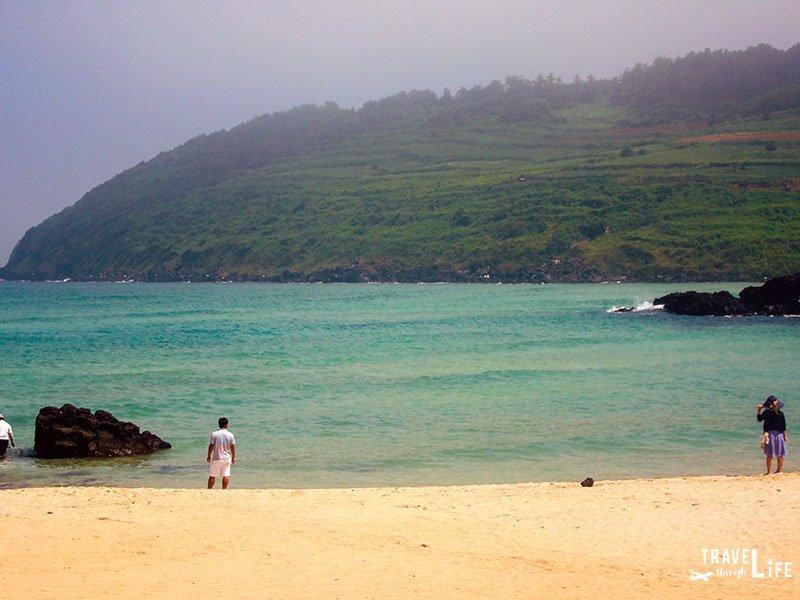 What to do in Korea Visit Jeju Hamdeok Beach