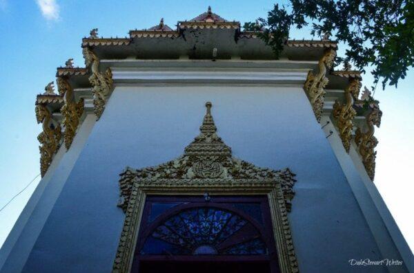 Choeung Ek Killing Fields Stupa