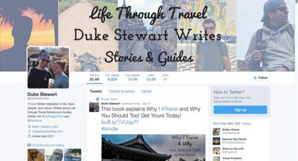 Duke Stewart Twitter Profile