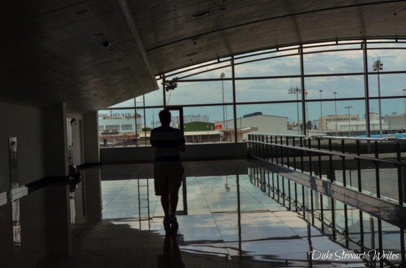 Ho Chi Minh City Airport 2012