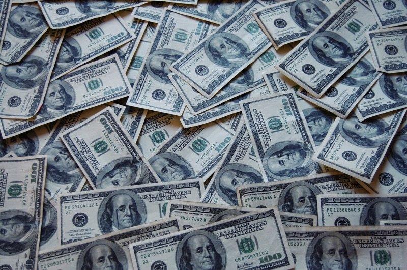 Money Cash Photo via Wikimedia Commons
