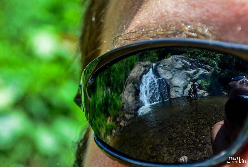 Pai Thailand Mo Paeng Waterfall