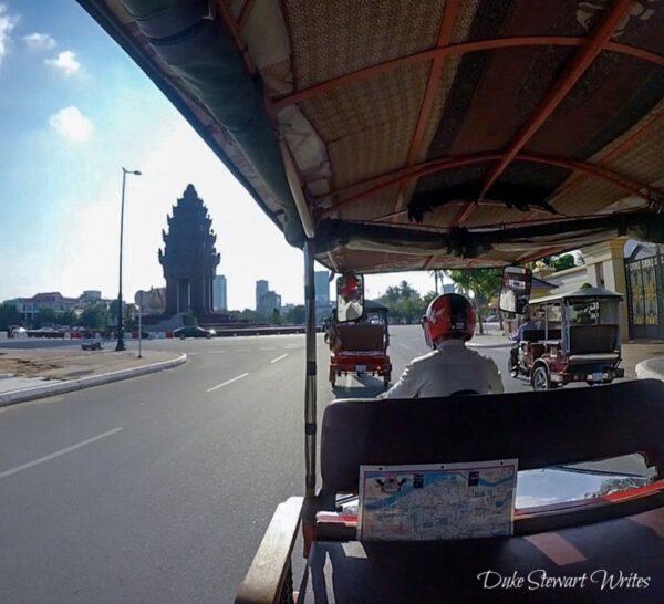 Phnom Penh Independence Monument