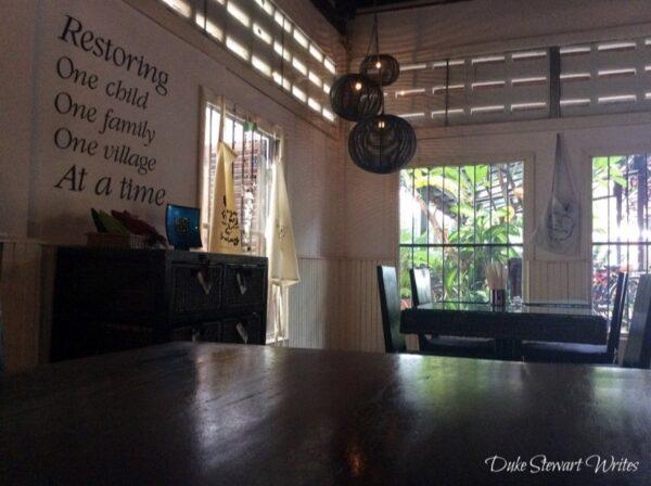 Phnom Penh Restore One Cafe