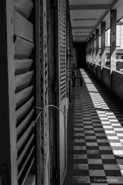 Phnom Penh Tuol Sleng Genocide Museum