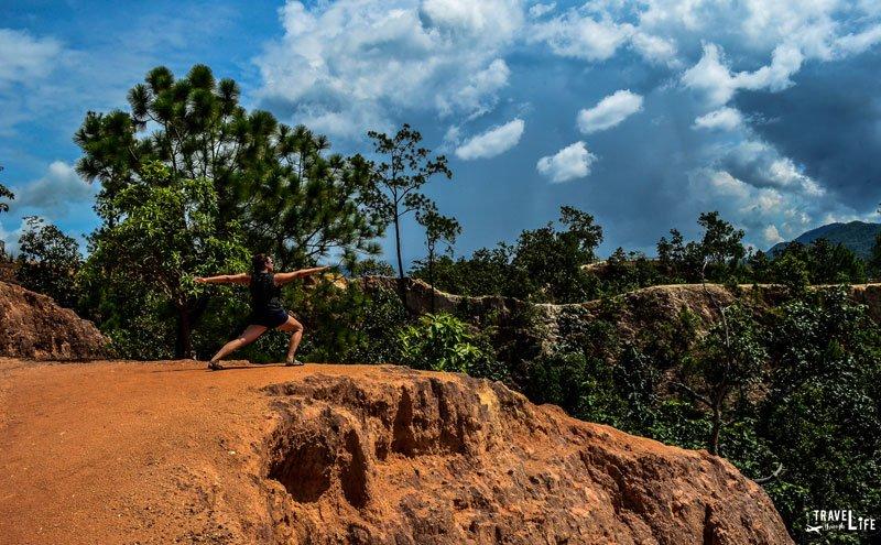 Thailand Pai Canyon