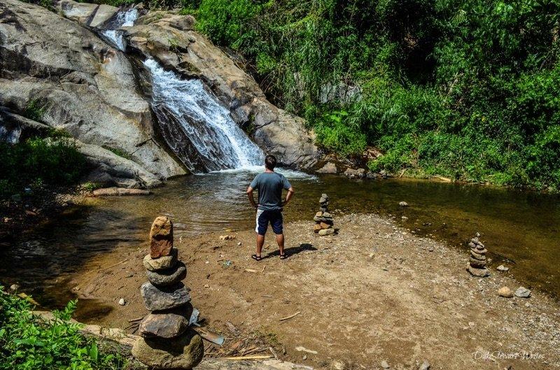 Thailand Pai Mo Paeng Waterfalls