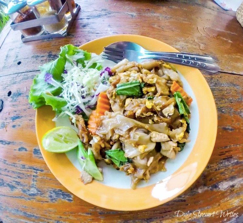 Thailand Pai Nas Kitchen Drunken Noodle
