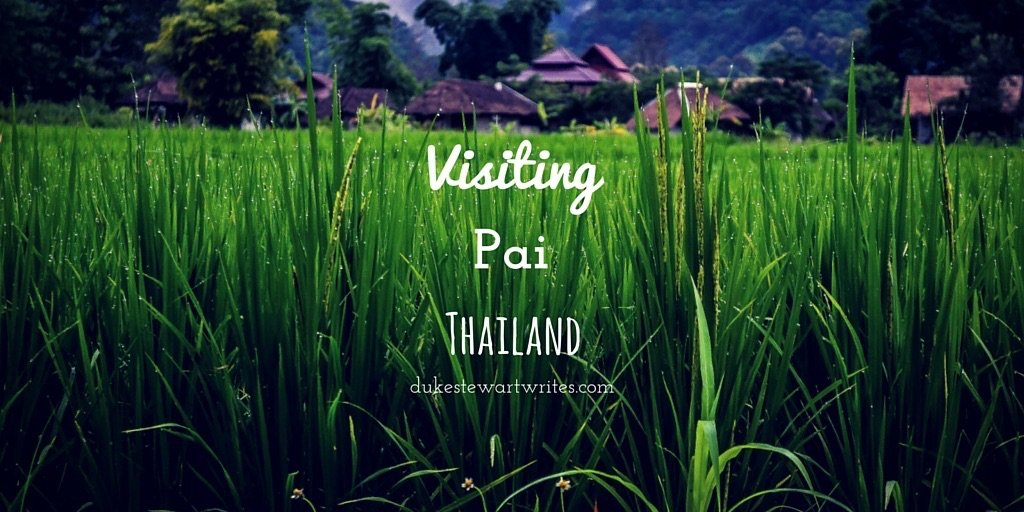 Visiting Pai Thailand by Duke Stewart