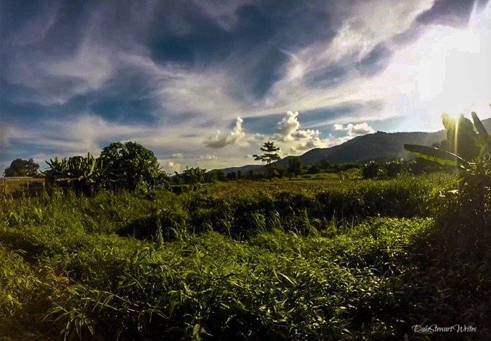 Visiting Pai Thailand