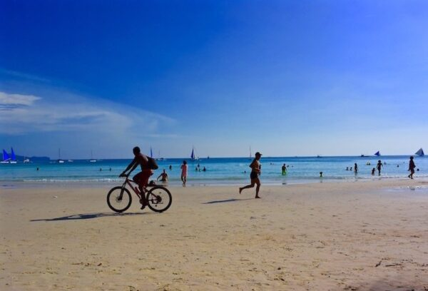 Boracay Beach Photo by Dish Our Town