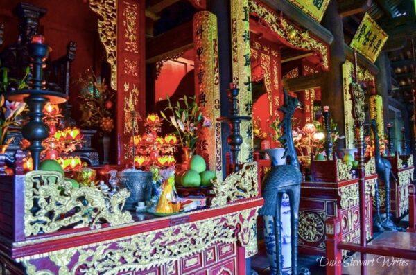 Hanoi Vietnam Temple of Literature