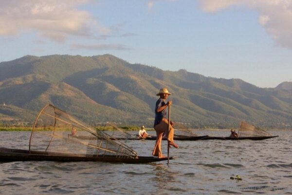 Inle Lake Burma (Myanmar) Photo by Kirsty Bennetts from Kathmandu and Beyond