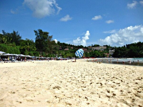 Kata Beach Phuket Photo by Arnette from RTW Girl
