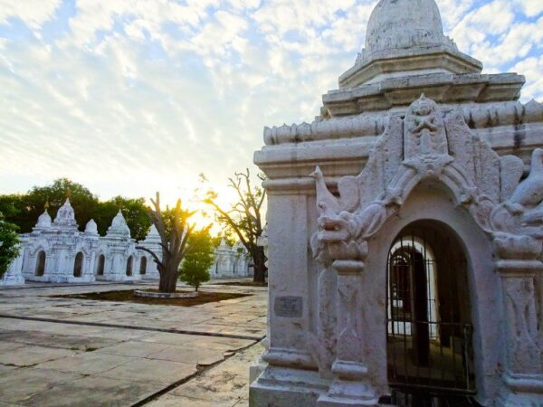 Kuthodaw Pagoda Photo by Eat Sleep Breathe Travel