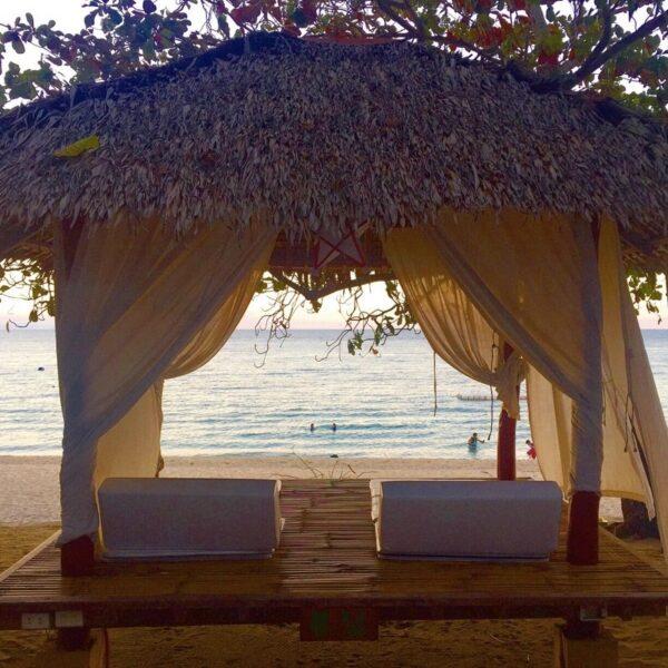 Laiya Beach Batangas Province Photo by Stelavie