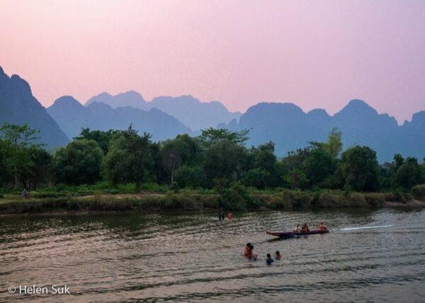 Luang Prabang Photo by Helen Suk of notwithoutmypassport.com