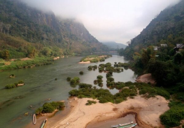 Nong Khiaw Laos Photo by Jon Algie