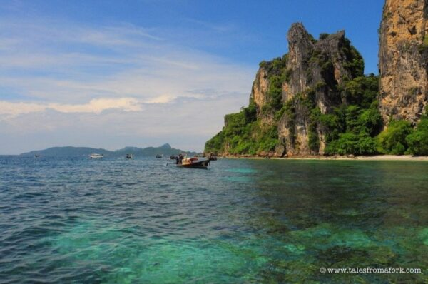 Thailand Ko Phi Phi Photo by Sarah Kim from Tales From a Fork