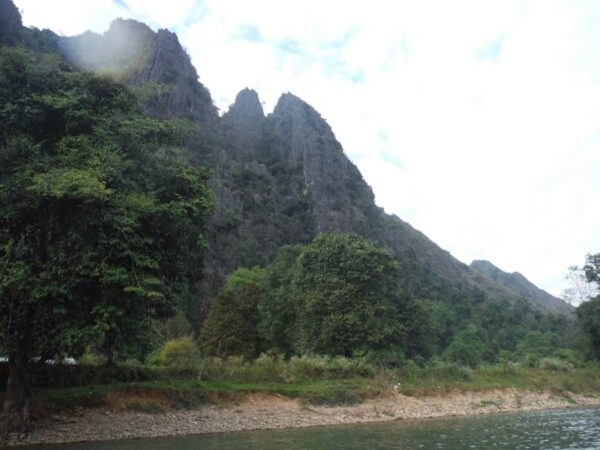 Vang Vieng Photo by Danielle Ditzlian