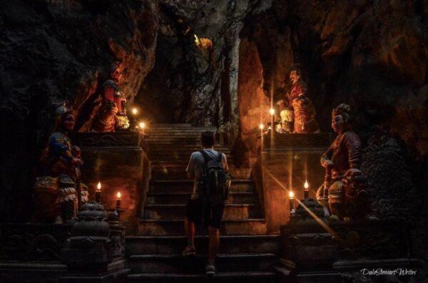 Vietnam Danang Inside Marble Mountain